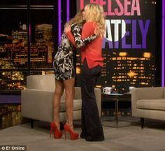 Lee Ann Rimes on Chelsea Handler