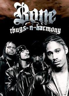 Bone Thugs n Harmony: tha crossroads, first of tha month Music Is Life, My Music, Good Music, Hip Hop Artists, Music Artists, Bizzy Bone, Music Heals, Sing To Me, Hip Hop Rap