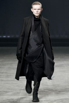 Visions of the Future: Rick Owens Men Winter 2011
