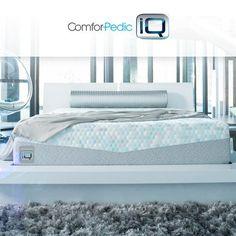 Simmons® : ComforPedic iQ™ Product Details