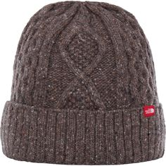 North Face Lambswool Beanie available from Blackleaf