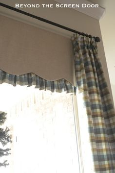 Swags Amp Tails Curtain Treatment 2 Soft Furnishings Swag