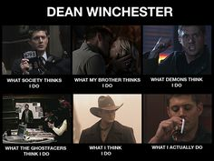What Dean does