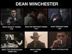 Dean, oh Dean.
