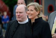 Heart and Soul   ~~~   The Earl and Countess of Wessex attend 'Heart and Soul 2014' at Prince's Street Gardens in Edinburgh.