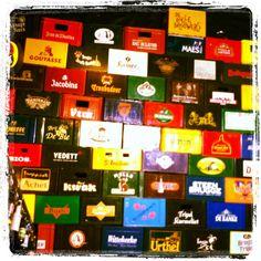 Bruges = beer