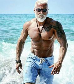 Older and fit is hot