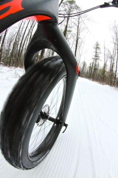 20 Popular Fat Bike Trails You've Never Heard Of...please.  Please snow.  Please?