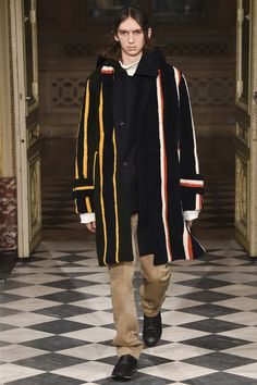 Sacai Fall 2016 Menswear Collection Photos - Vogue