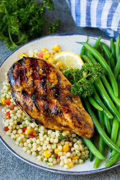 The best chicken marinade produces tender and juicy results every time! Meat Marinade, Chicken Marinade Recipes, Chicken Marinades, Chicken Flavors, Marinated Chicken, Grilling Recipes, Cooking Recipes, Yummy Recipes, Great Chicken Recipes
