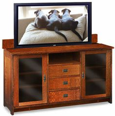 chelsea tv lift cabinet pompanoosuc mills we all have an affection for our large flatscreens but when it comes to design and taking up spaceu2026