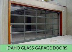59 Best Full View Glass Garage Doors Images In 2019