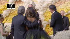 Tina Turner on Oprah's Next Chapter ~ love the back of her dress