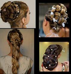 dyed hair, hair style, hair tips, hairstyle - Hairstyle Great Hairstyles, Bride Hairstyles, Beautiful Hairstyles, Wild Hairstyles, Hairstyle Ideas, Hairdo Wedding, Corte Y Color, Hair Photo, Hair Dos
