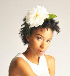 Blossom Headpiece by StudioRubyCharles on Etsy