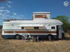 """Camping car Bus aménagé esprit """"Yacht"""" leboncoin.fr"""