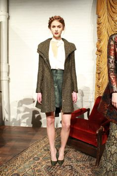 love this look from alice + oliva for fall {cute for work}