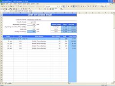 This fuel consumption calculator is an excel template to for Fifo spreadsheet template