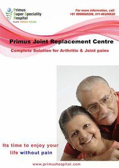 Primus Super Speciality Hospital: Primus Super Speciality Hospital - Arthritis & Joi...