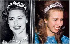 AMIRA KALAF: A tiara Cartier usada por Kate A tiara The Scroll usada para segurar o véu de Kate Middleton pertence à Rainha Elizabeth II. A jóia foi feita pelo designer Cartier e foi um presente do Rei George VI para a Rainha Mãe Elizabeth em 1936.