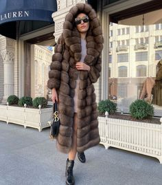 Fur Coat, Fashion Guide, Fur Fashion, Jackets, Fur, Down Jackets, Fur Coats, Fur Collar Coat, Jacket