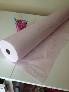Gertie's New Blog for Better Sewing: Supply Source: Tissue Paper by the Roll for Cutting Slippery Fabrics