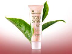 Crema perfeccionadora con 6 beneficios en 1: hidrata, unifica, cubre, suaviza, ilumina y protege la piel de tu rostro