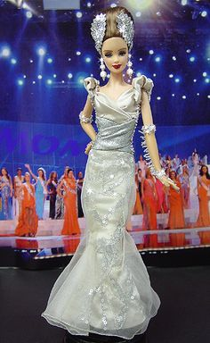 OOAK Barbie NiniMomo's Miss Colorado 2007