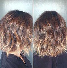 New Cute Hairstyles For Short Wavy Hair - Love this Hair