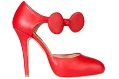 mouse in the house |  minna parikka heel, $398