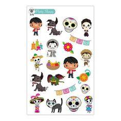 Coco Stickers Disney Planner Stickers