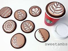 "Coffee Pot Cookie Cutter 2.75/"" Morning Ice Cake Fondant Drink Cream /& Vanilla"
