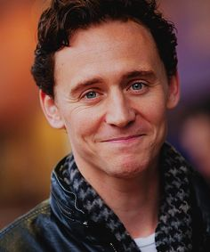 Handsome man.