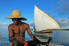 Sail a local dhow for a sunset cruise and enjoy sundowners of your choice on the way. Timeline Photos, Sailing, Cruise, Island, Sunset, People, Tanzania, Sailor, Love Sick