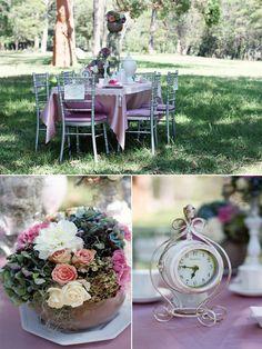 Alice in Wonderland Inspired Photo Shoot by Chanele Rose Flowers