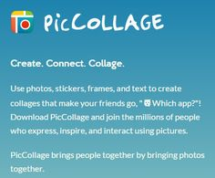 Aplicación para crear collages
