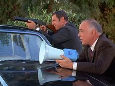 Get Smart: Season 4, Episode 24 Greer Window (15 Mar. 1969) Mel Brooks, Buck Henry, Robert Karvelas , Larabee , Edward Platt , Chief,