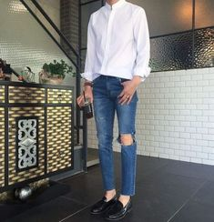 Trendy vintage outfits men casual ideas Source by khunnazz ideas vintage Korean Fashion Men, Korean Street Fashion, Fashion Mode, Asian Fashion, Moda Streetwear, Streetwear Fashion, Casual Outfits, Men Casual, Plad Outfits