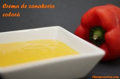 Pudding, Fruit, Desserts, Recipes, Food, Salads, Carrot Cream, Red Bell Peppers, Soup Recipes