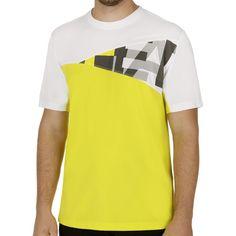 Arne T-Shirt Men lime/white