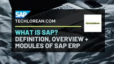 SAP and ERP definition, overview, modules, examples, and statistics. Includes SAP S/4HANA modules, quick insight to next generation ERP, and Intelligent Enterprises. Process Flow, Financial Accounting, Machine Learning, Definitions, Insight, Connection, Finance, Education, Videos