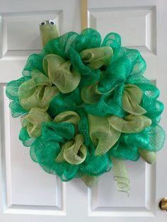 Turtle wreath