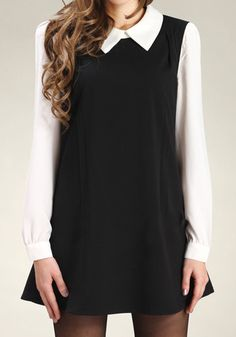 Black dress @LookBookStore