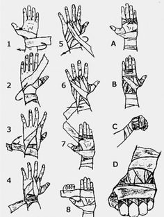 How to protect your hands if you are forced to fight