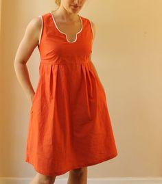 Orange Washi by madebyrae, via Flickr
