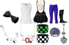 """""""Random!!!"""" by the-chains-can-be-broken ❤ liked on Polyvore"""