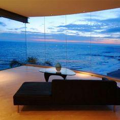 Glass walls- Tuba TANIK