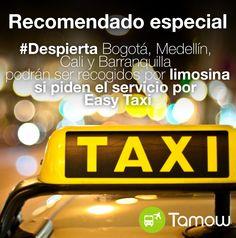 Tamowers: Hoy Easy Taxi los puede sorprender recogiéndolos en limosina para su servicio de Taxi, algunos usuarios correrán con la suerte de este premio.