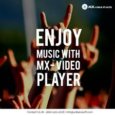 Enjoy music with mx video player #videoplayer #music #enjoymusic #apppools #Floatingscreen #music #mp3player #hearttouching #musicplayer #iTunes #iPhonemusicplayer #movieplayer #videoplayer #mxvideoplayer