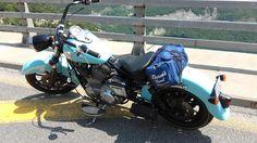 My Harley Davidson sportster 883 retro style